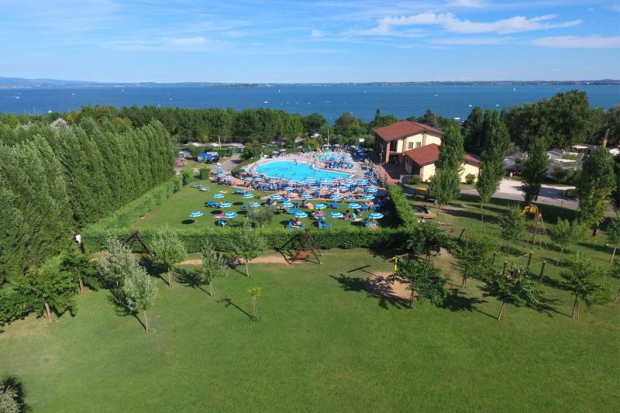 Piantelle populairste campings in Europa